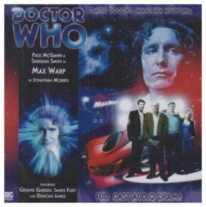 Doctor Who Books - Max Warp (Doctor Who: The New Eighth Doctor Adventures)