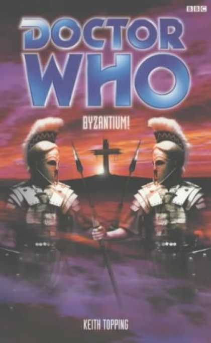 Doctor Who Books - Byzantium! (Doctor Who)