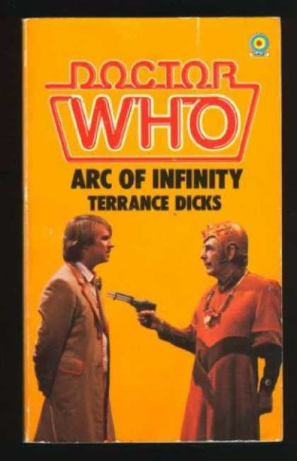 Doctor Who Books - Doctor Who: Arc of Infinity