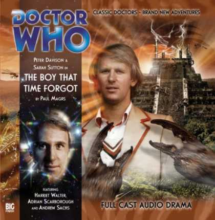 Doctor Who Books - The Boy That Time Forgot (Doctor Who)