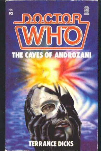 Doctor Who Books - Doctor Who: The Caves of Androzani (Target Doctor Who Library, No. 92)