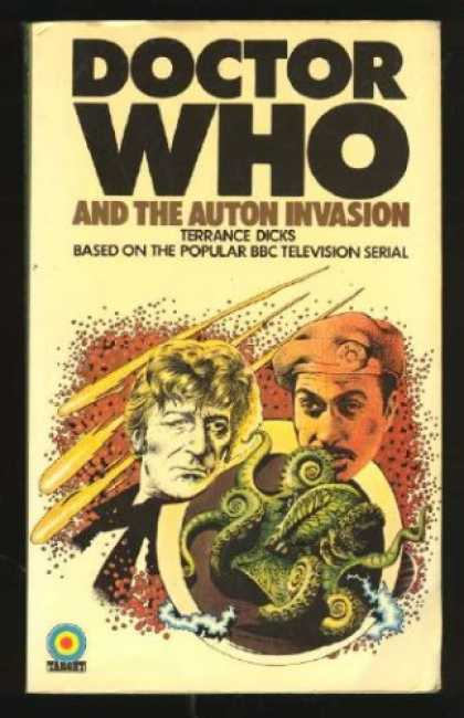 Doctor Who Books - Doctor Who and the Auton Invasion