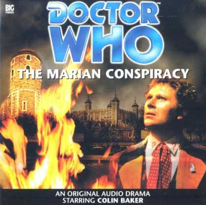 Doctor Who Books - The Marian Conspiracy (Doctor Who)