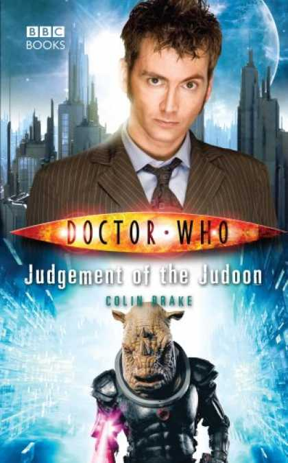 Doctor Who Books - Doctor Who: Judgement Of The Judoon