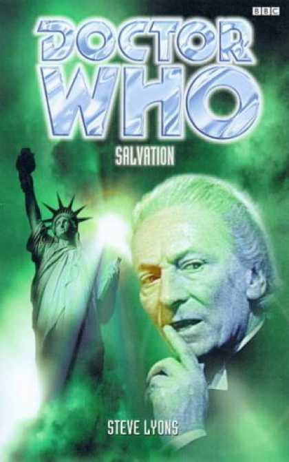 Doctor Who Books - Salvation (Doctor Who Series)