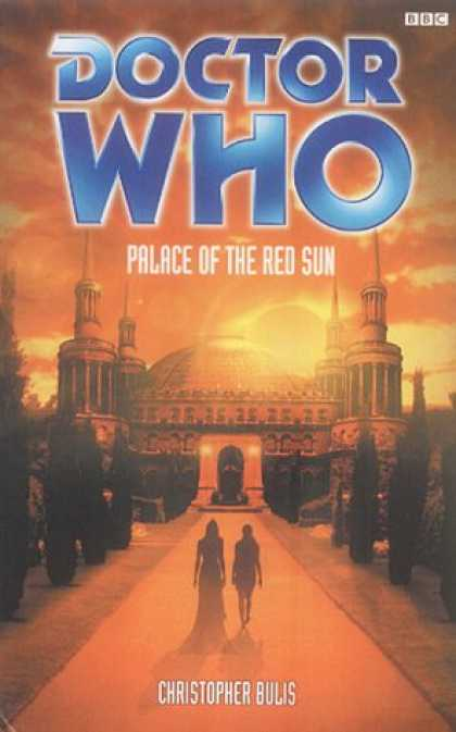 Doctor Who Books - Palace of the Red Sun (Doctor Who)