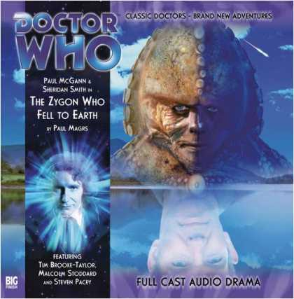 Doctor Who Books - The Zygon Who Fell to Earth (Doctor Who: The New Eighth Doctor Adventures)