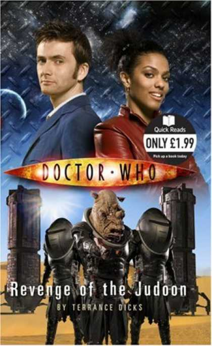 Doctor Who Books - Doctor Who: Revenge of the Judoon (Quick Reads)