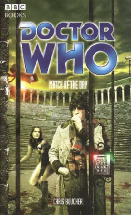 Doctor Who Books - Doctor Who: Match Of The Day (Doctor Who (BBC Paperback))