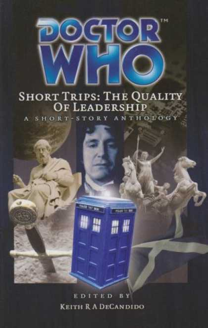 Doctor Who Books - The Quality of Leadership (Doctor Who: Short Trips)