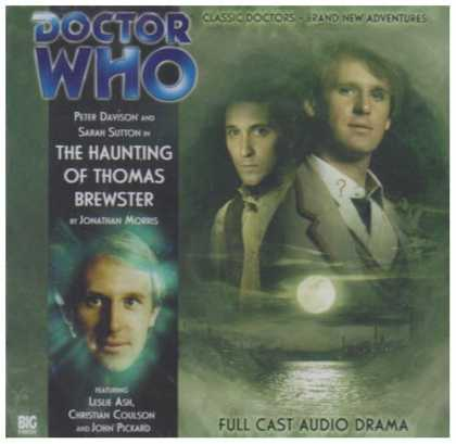 Doctor Who Books - The Haunting of Thomas Brewster (Doctor Who)