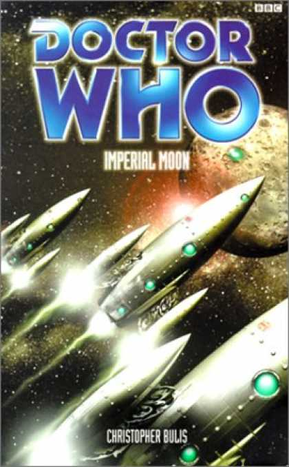 Doctor Who Books - Imperial Moon (Doctor Who Series)