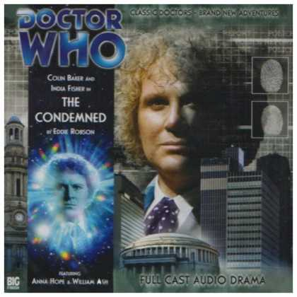 Doctor Who Books - The Condemned (Doctor Who)