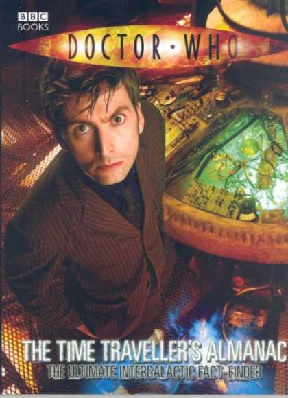 Doctor Who Books - Doctor Who: The Time Traveller's Almanac