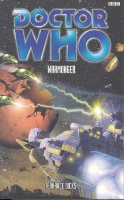 Doctor Who Books - Warmonger (Doctor Who)