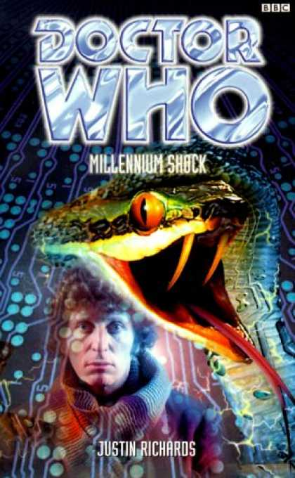Doctor Who Books - Millennium Shock (Doctor Who (BBC Paperback))