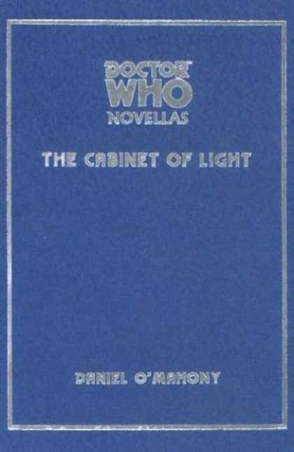 Doctor Who Books - The Cabinet of Light (Doctor Who)