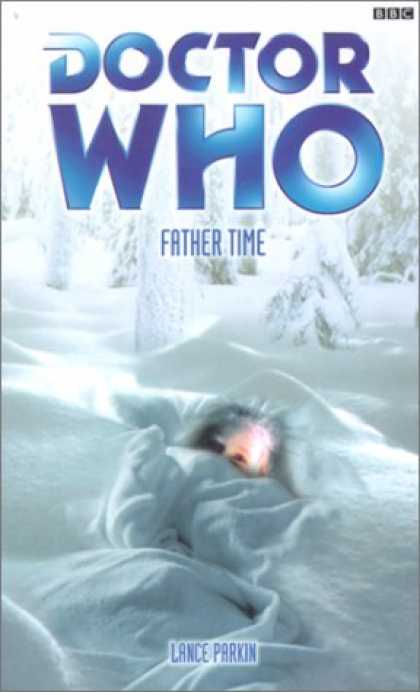 Doctor Who Books - Father Time (Doctor Who)