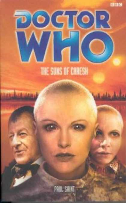 Doctor Who Books - The Suns of Caresh (Doctor Who)