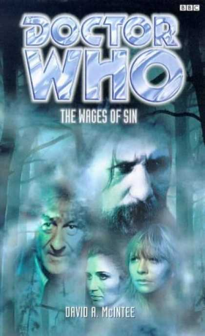 Doctor Who Books - The Wages of Sin (Doctor Who Series)