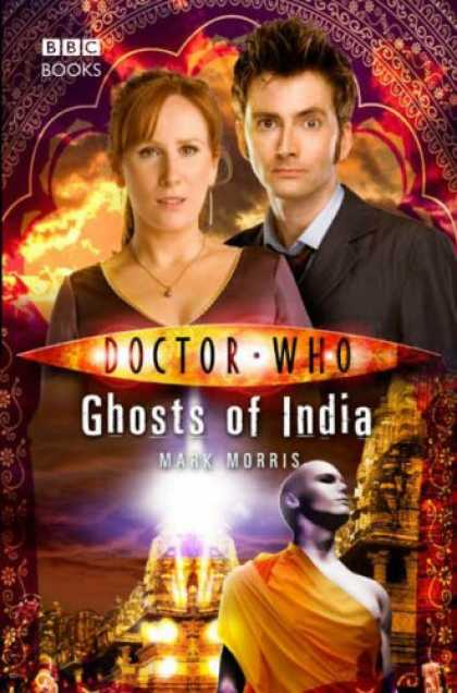 Doctor Who Books - Doctor Who: Ghosts Of India