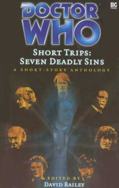 Doctor Who Books - Doctor Who Short Trips: Seven Deadly Sins