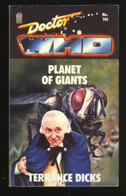Doctor Who Books - Doctor Who: Planet of Giants