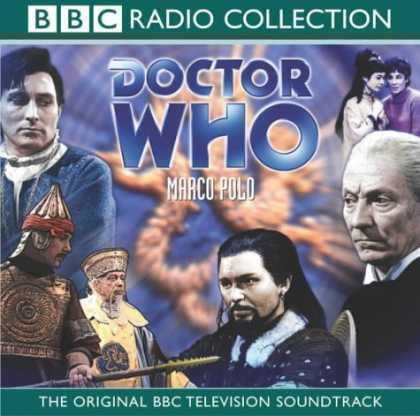 Doctor Who Books - Doctor Who: Marco Polo (BBC Radio Collection)