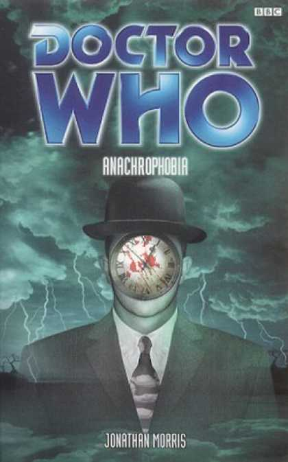 Doctor Who Books - Anachrophobia (Doctor Who)