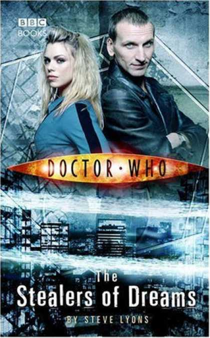 Doctor Who Books - Doctor Who: The Stealers Of Dreams