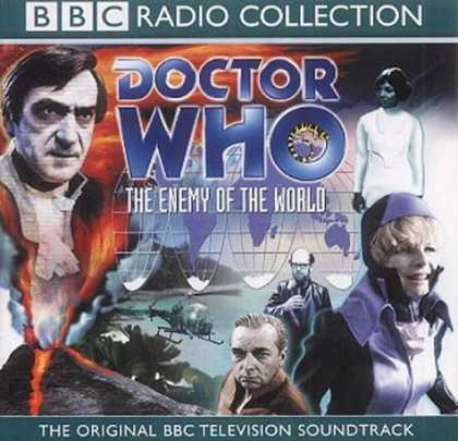Doctor Who Books - Doctor Who: Enemy of the World