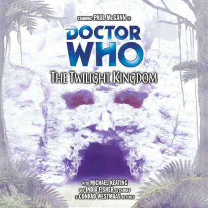 Doctor Who Books - The Twilight Kingdom (Doctor Who)