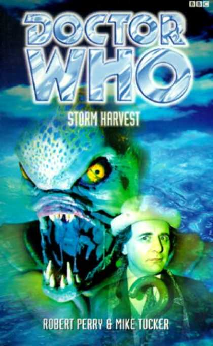 Doctor Who Books - Storm Harvest (Doctor Who Series)