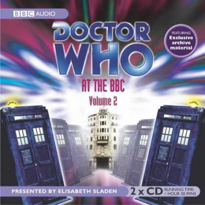 Doctor Who Books - Doctor Who at the BBC, Vol. 2 (BBC Audio) (v. 2)