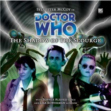 Doctor Who Books - The Shadow of the Scourge (Doctor Who)