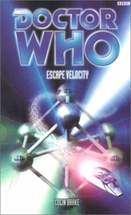 Doctor Who Books - Escape Velocity (Doctor Who)