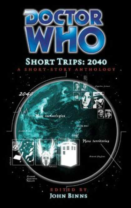 Doctor Who Books - Doctor Who Short Trips: 2040