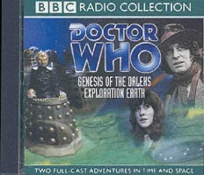 Doctor Who Books - Doctor Who: Genesis of the Daleks & Exploration Earth (BBC TV Soundtrack)