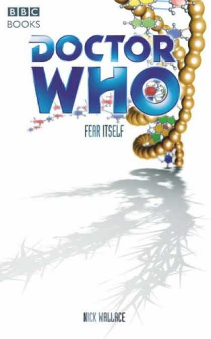 Doctor Who Books - Doctor Who: Fear Itself