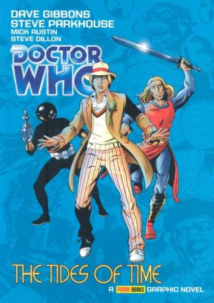Doctor Who Books - Doctor Who: The Tides of Time