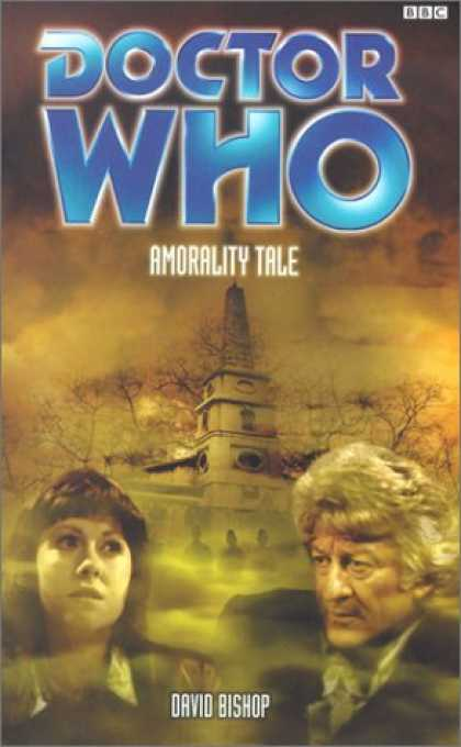 Doctor Who Books - Amorality Tale (Doctor Who)