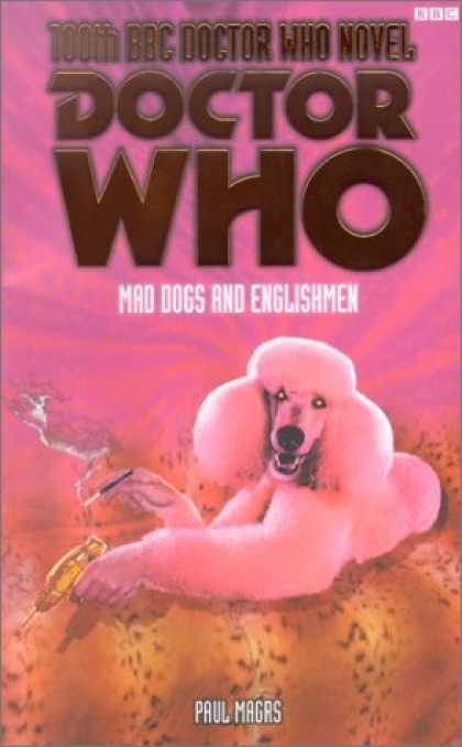 Doctor Who Books - Doctor Who: Mad Dogs and Englishmen (Doctor Who (BBC Paperback))