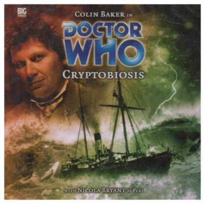 Doctor Who Books - Doctor Who: Cryptobiosis