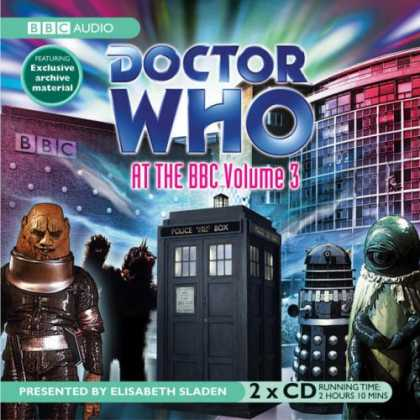 "Doctor Who Books - ""Doctor Who"" at the BBC (Dr Who Radio Collection)"