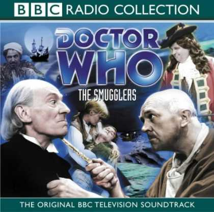 Doctor Who Books - Doctor Who: The Smugglers (BBC TV Soundtrack)