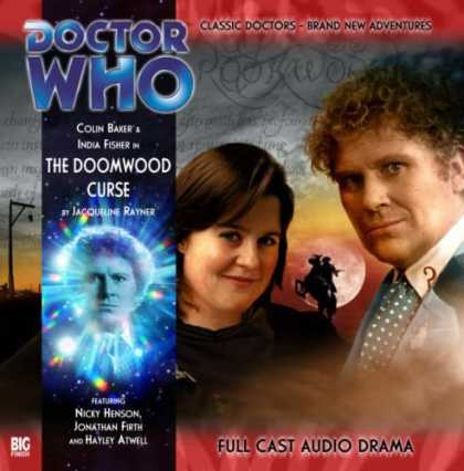 Doctor Who Books - The Doomwood Curse (Doctor Who)