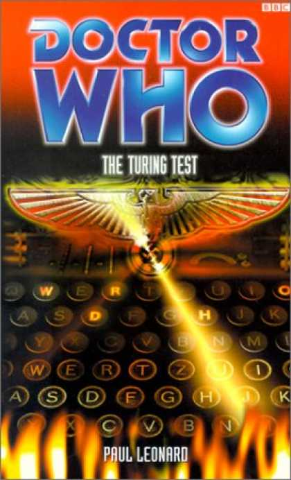 Doctor Who Books - The Turing Test (Doctor Who Series)