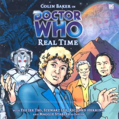 Doctor Who Books - Real Time (Doctor Who)