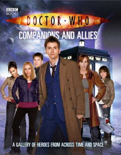 Doctor Who Books - Doctor Who: Companions And Allies