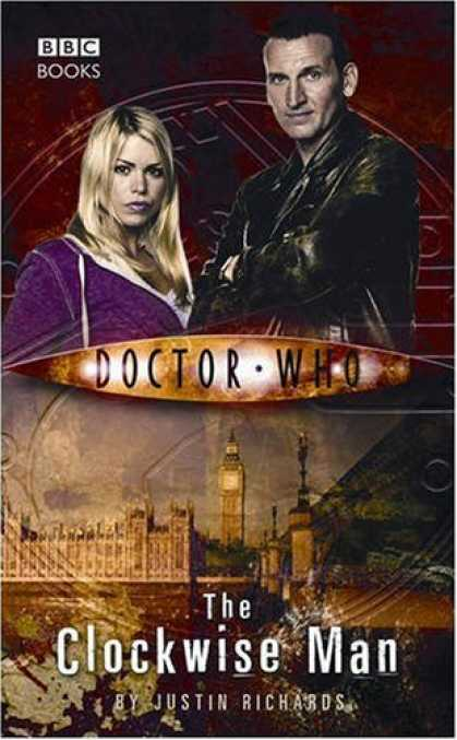 Doctor Who Books - Doctor Who: The Clockwise Man